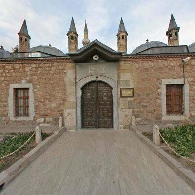 Mevlana Müzesi - Giris